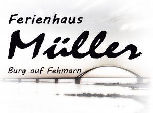 Logo Ferienhaus Müller Burg auf Fehmarn