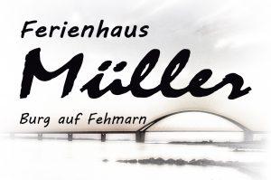 Logo Ferienhaus Müller in Burg auf Fehmarn